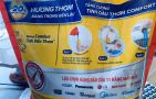 Nước Giặt Omo túi 3.7kg Comfort