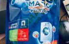 Nước Giặt Omo túi 2kg xanh
